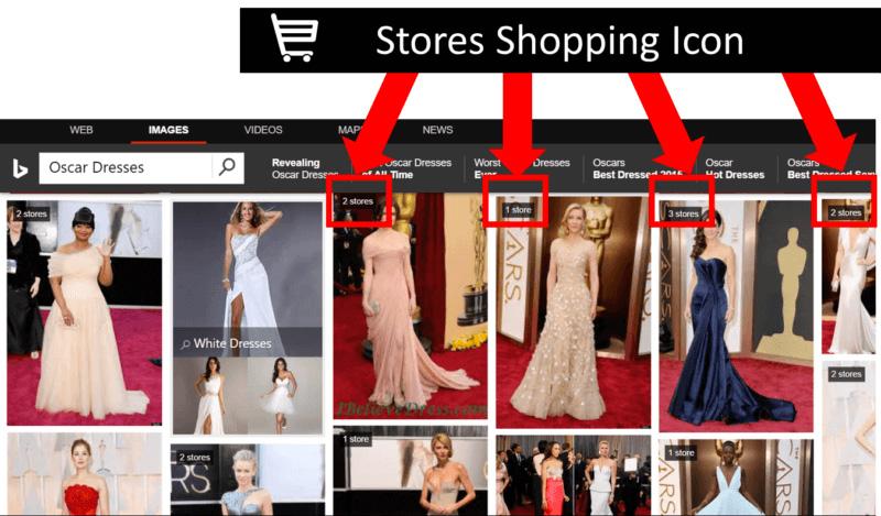 Test ricerca immagini su Bing