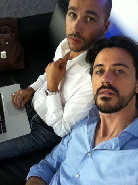 Marco Bianchi e Marco Ziero @ explido party
