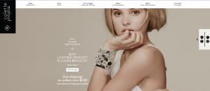 Colette Malouf - ecommerce accessori