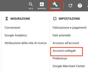 Step-1-account collegati