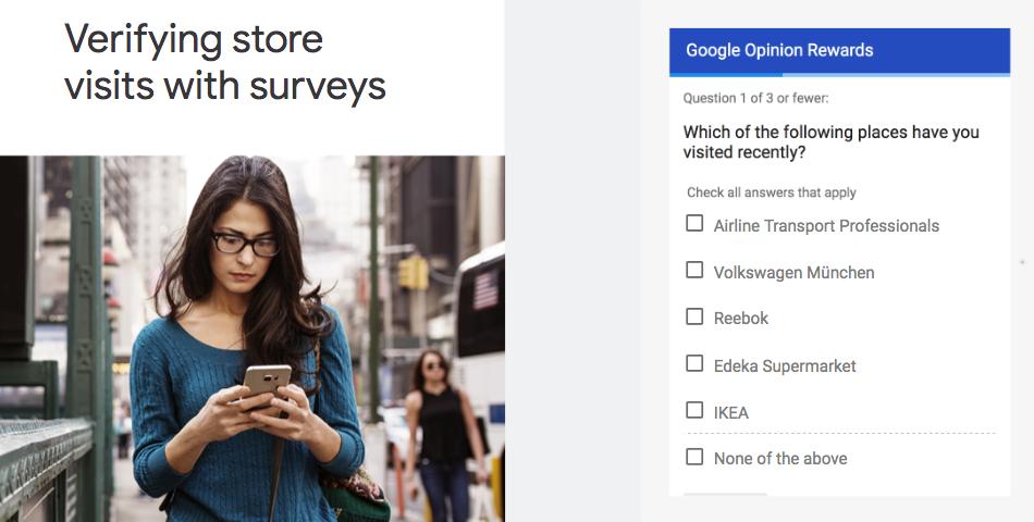 store visit survey
